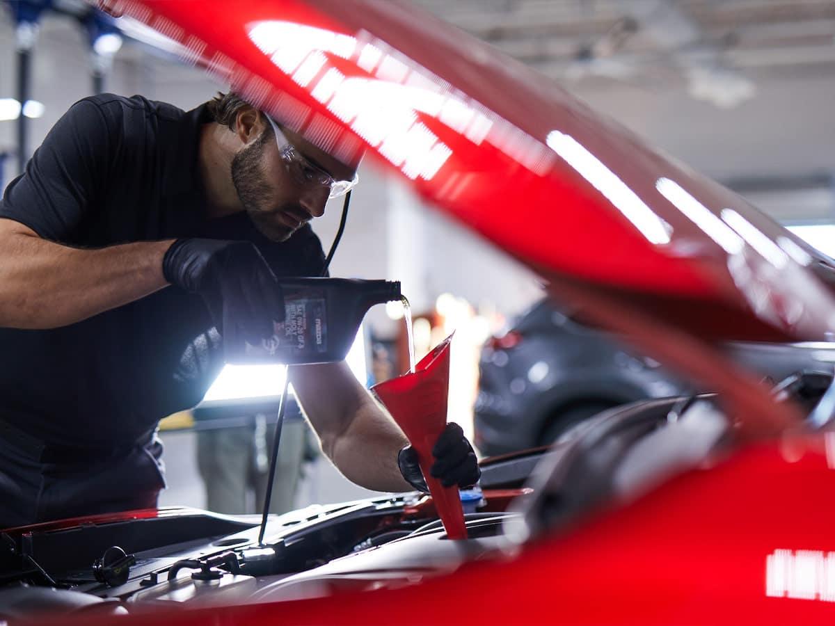 5,000 Mile Service Interval Special Sport Mazda in Orlando, FL
