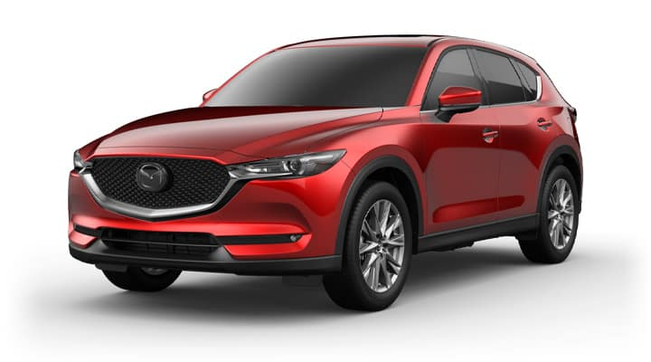 2021 Mazda CX-5 Sport Soul Red