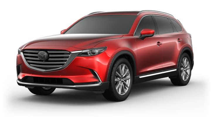 2021 Mazda CX-9 Sport Soul Red