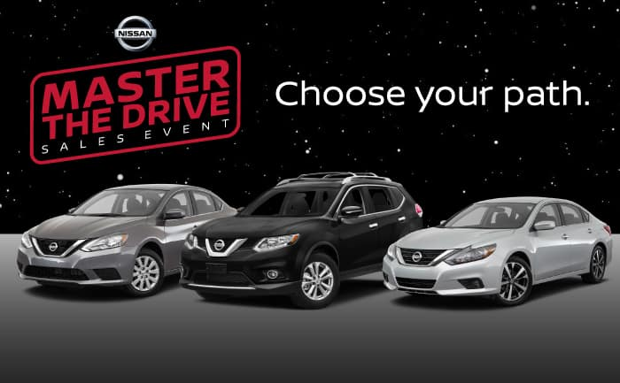 Master the Drive Sales Event