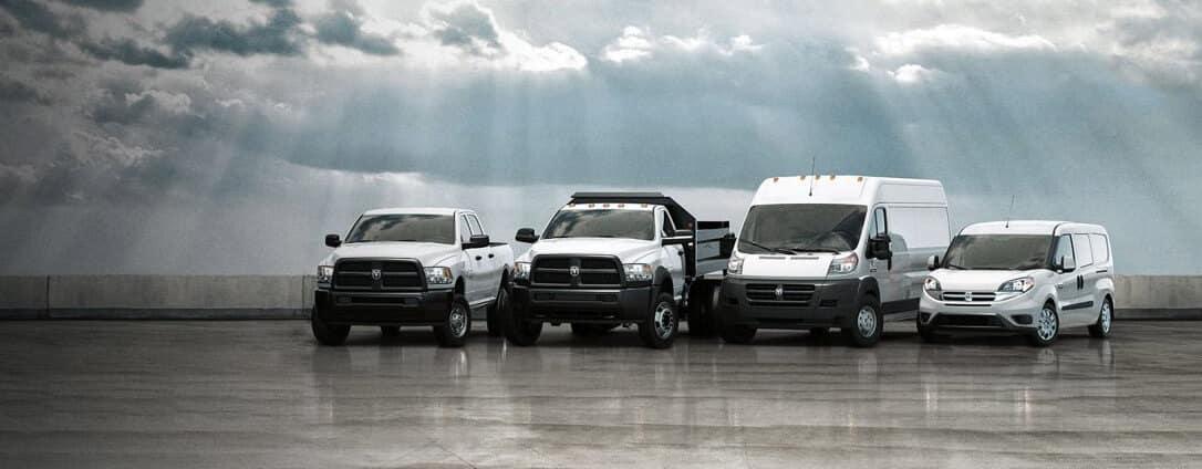 2017 Ram Commercial Trucks