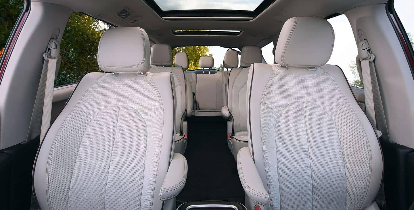 2018 Chrysler Pacifica Seating