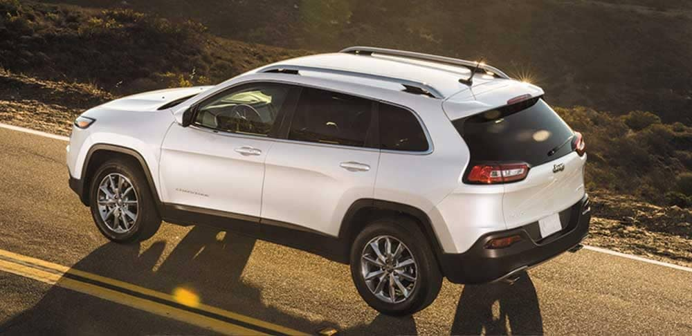 2018 Jeep Cherokee Exerior