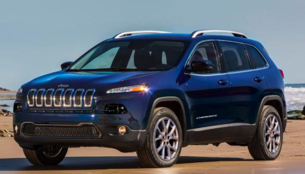 2018 Jeep® Cherokee