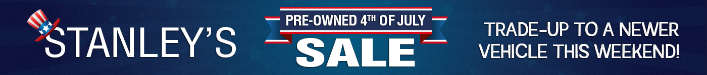 Pre-4th of July Sale