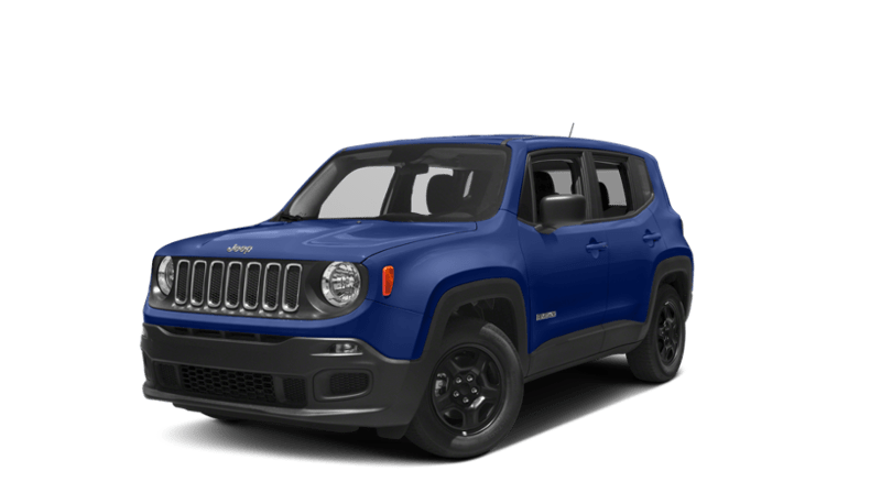 2018 Jeep Renegade hero