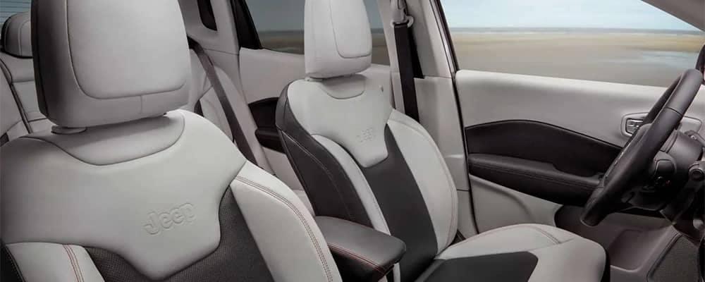 2019 Jeep Compass Interior