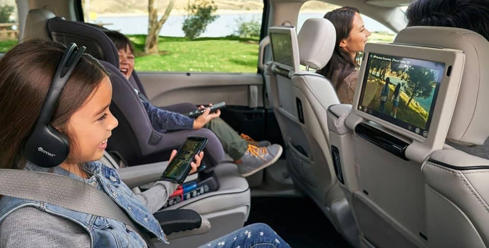 2019 Chrysler Pacifica Passengers