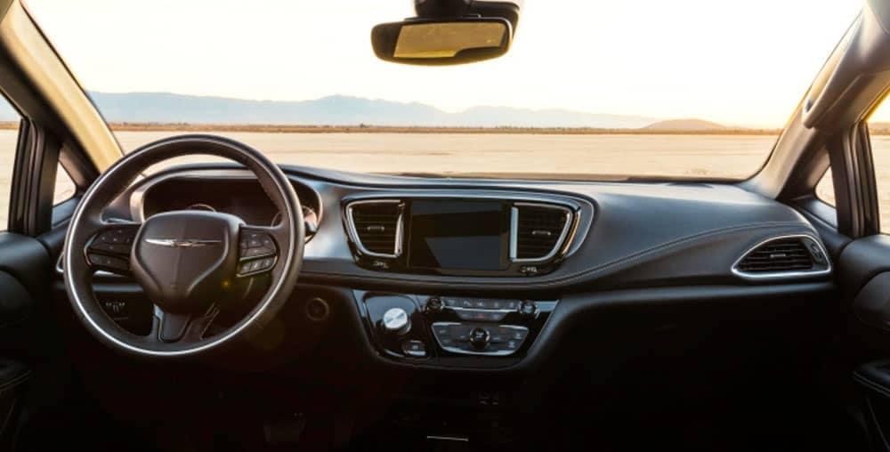 2019 Chrysler Pacifica Dash
