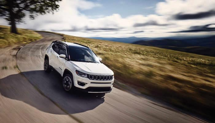 2019 Jeep Compass Outdoors