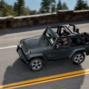 2017 Jeep Wrangler Interior