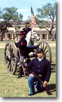 Fort Concho in San Angelo