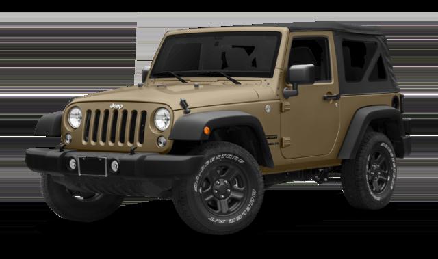 2018 Jeep Wrangler JK Sport 4x4