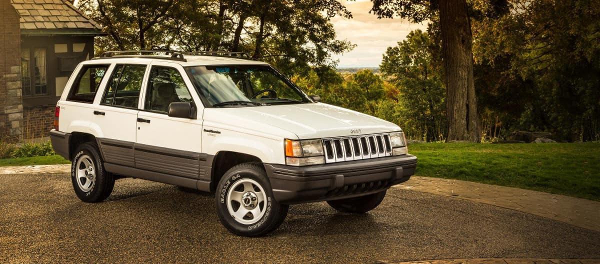 1990s Jeep Cherokee