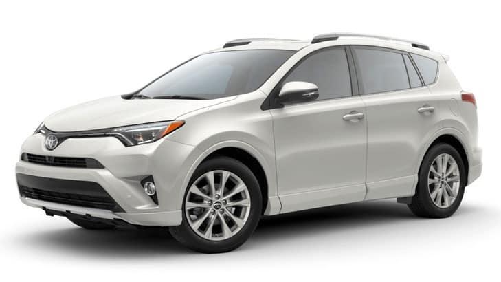 2018 Toyota RAV4 comp
