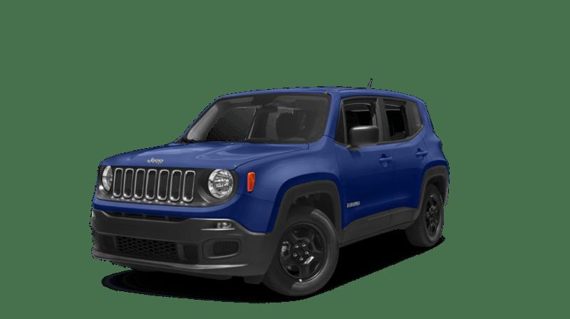 2018 Jeep Renegade hero