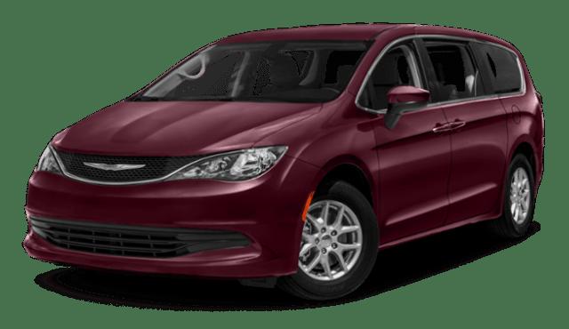 2019 Chrysler Pacifica compare