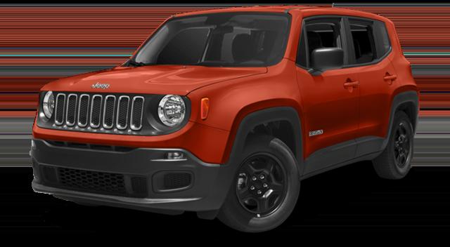 2018 Jeep Renegade Compare