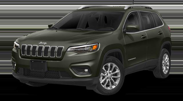 2019 Jeep Cherokee Compare