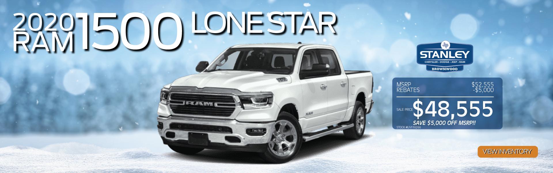 Ram 1500 Lonestar