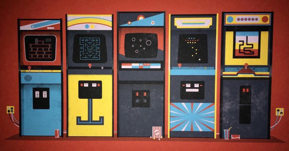 BitBar Arcade
