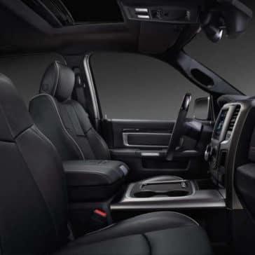 2018 Ram 2500 Limited Interior