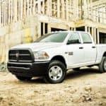 2018 Ram 2500 Tradesmen