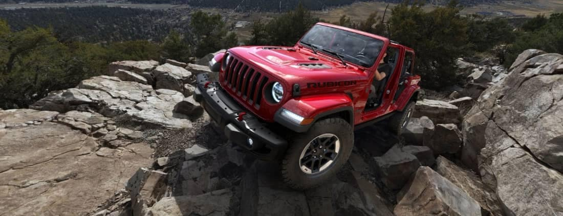 2018 Jeep Wrangler without doors