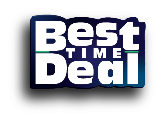 Best Time Deal Icon