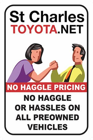No Haggle Pricing
