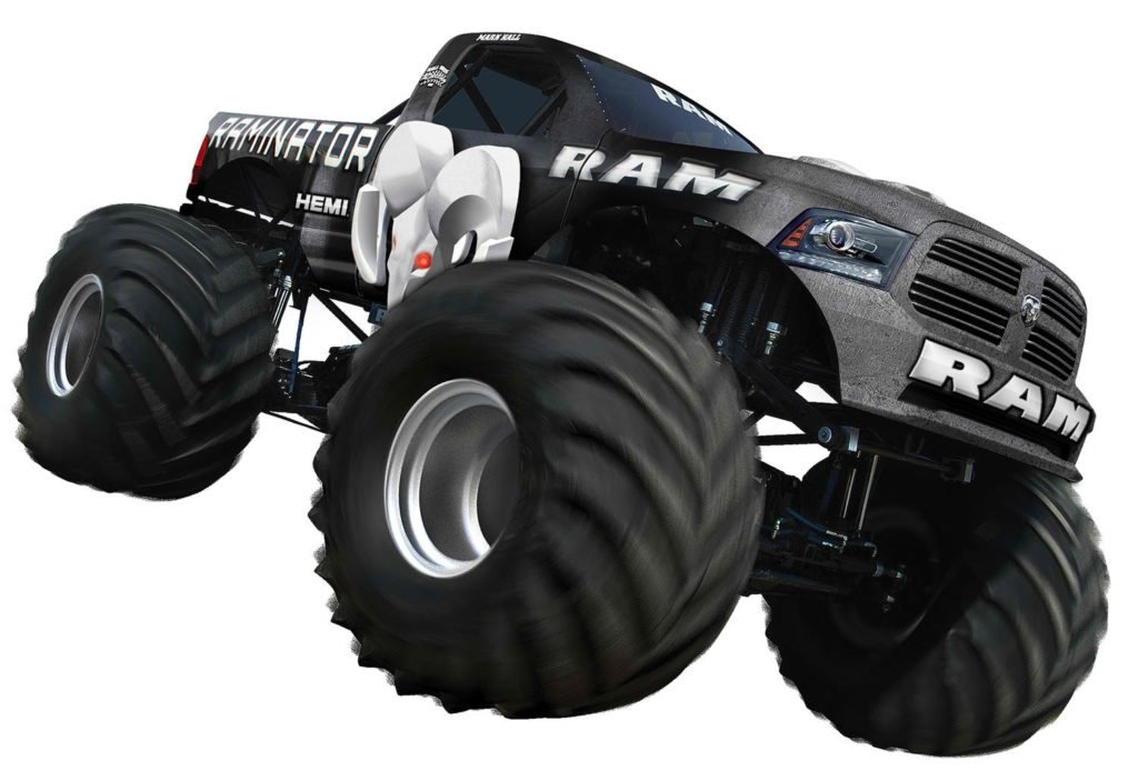 Steve Landers Dodge >> Raminator Monster Truck at Steve Landers Chrysler Dodge Jeep Ram