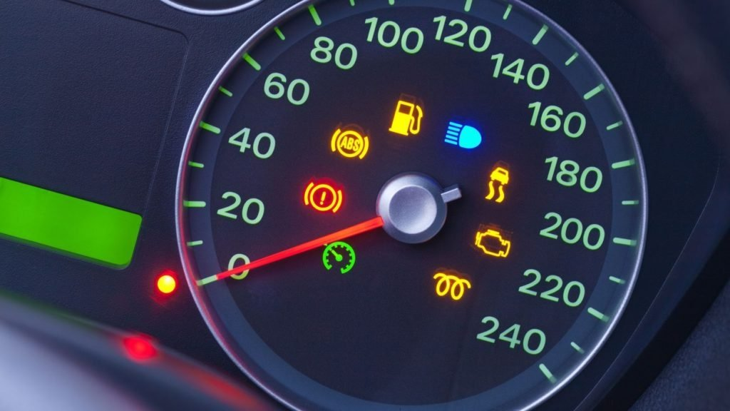What Dashboard Warning Lights Mean on fiat 500 fuel filter