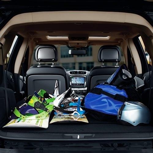 dodge journey storage features steve landers chrysler dodge jeep. Black Bedroom Furniture Sets. Home Design Ideas