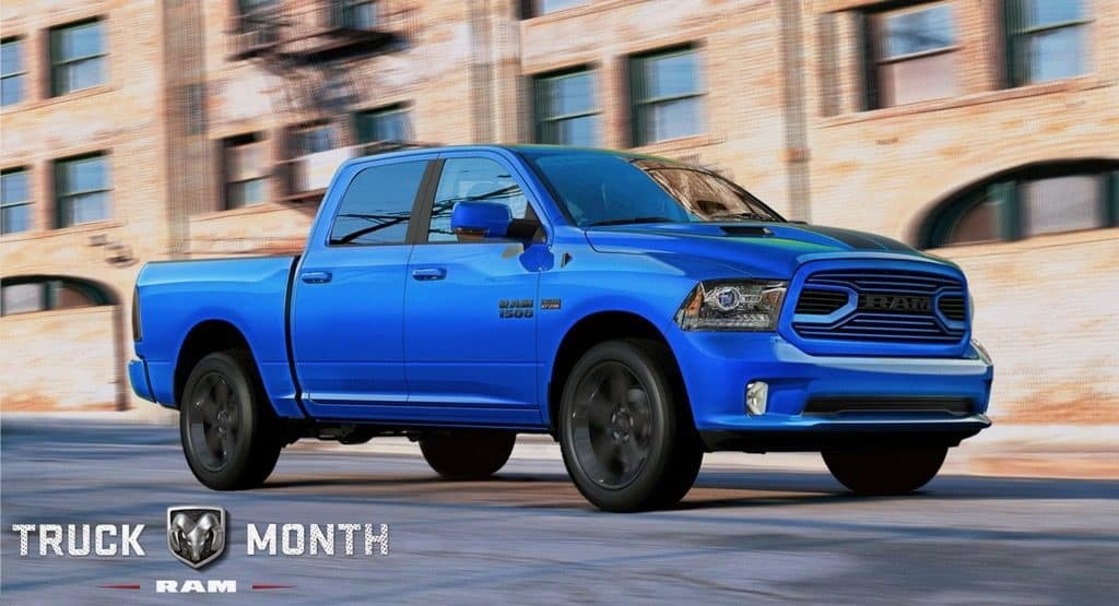 Dodge Ram Trucks >> Ram Truck Month In Landers Country Steve Landers Chrysler Dodge