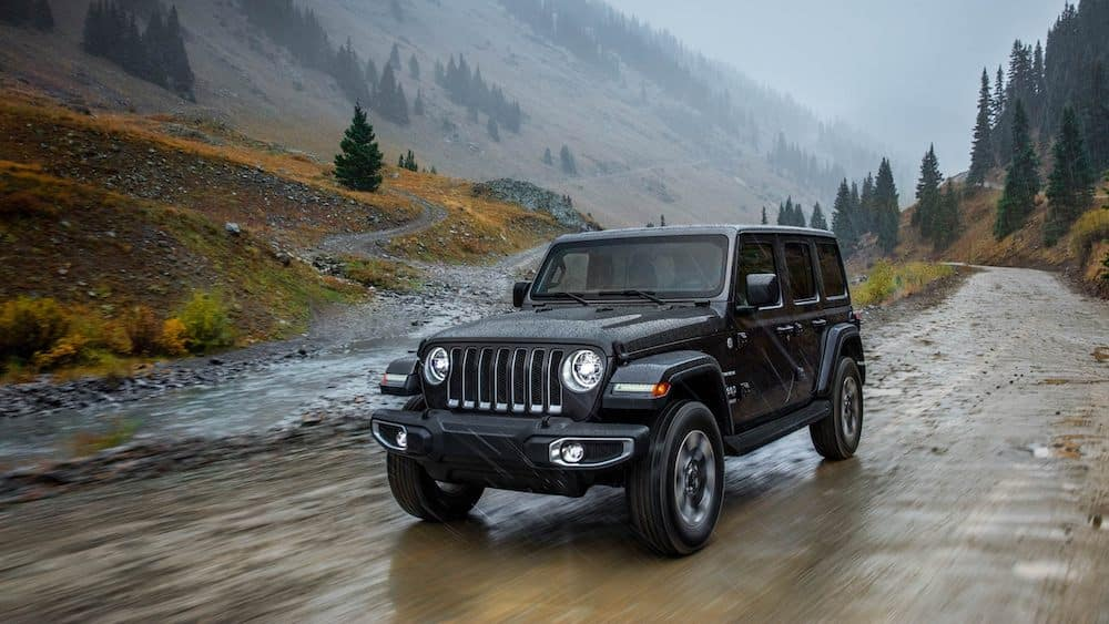 The Wrangler Is The Most Iconic Jeep Out There. Whether You Like It Not,  The Seven Slot Grille Is Known By Everyone On The Road. The 2018 Jeep  Wrangler Is ...