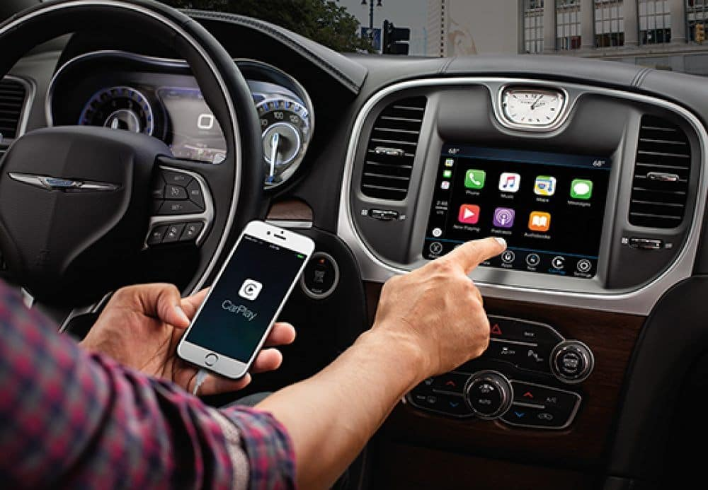 Uconnect 4C NAV Features | Steve Landers Chrysler Dodge Jeep Ram