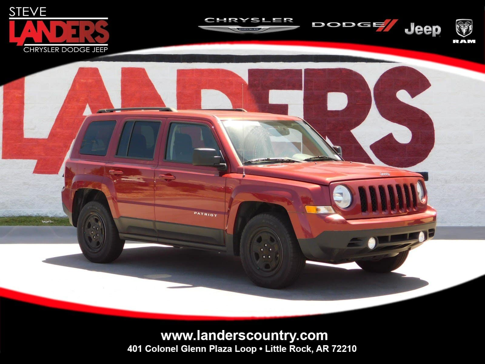Used Cars In Benton, AR | Steve Landers Chrysler Dodge Jeep Ram