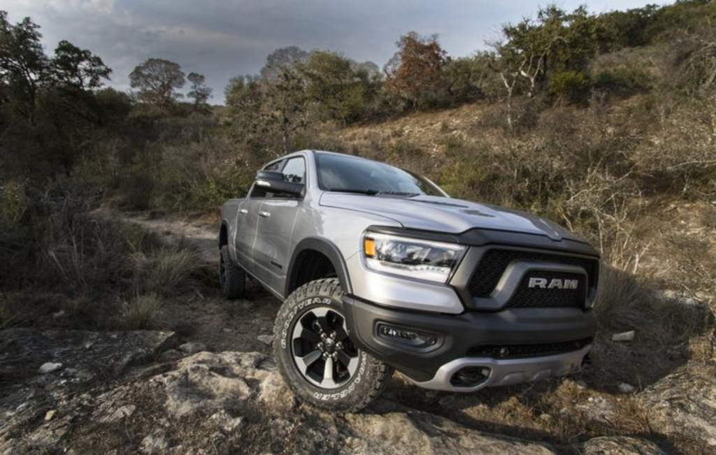 69d3f45fd The Ram 1500 and Jeep Wrangler have been named Motor Trend s 2019 Truck of  the Year and 2019 SUV of the Year. In addition to that
