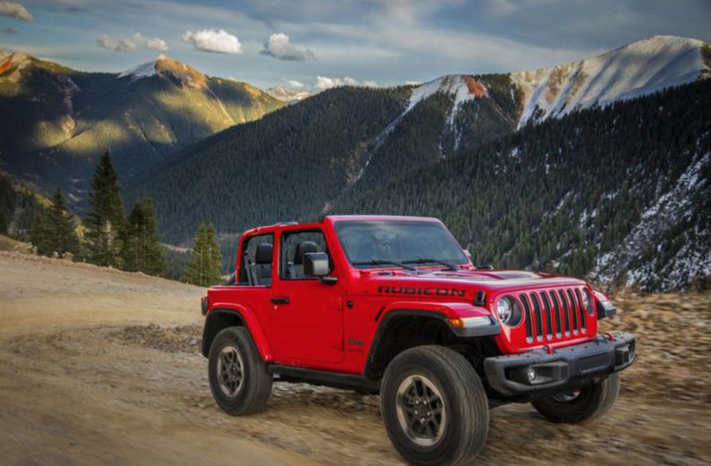 Ram 1500 Jeep Wrangler Named Motor Trend Truck Suv Of The Year