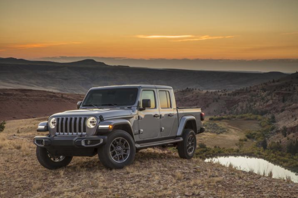 Say Hello To The 2020 Jeep Gladiator Steve Landers