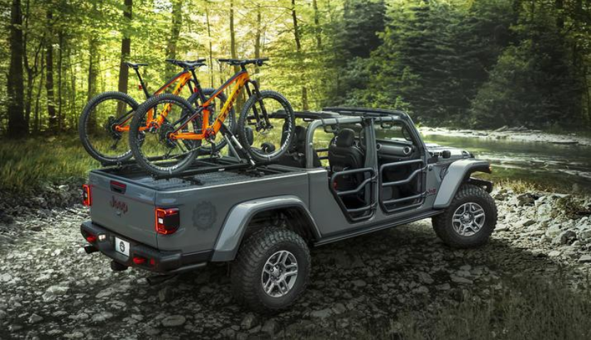Mopar Jeep Parts >> 2020 Jeep Gladiator To Have 200 Mopar Products Steve
