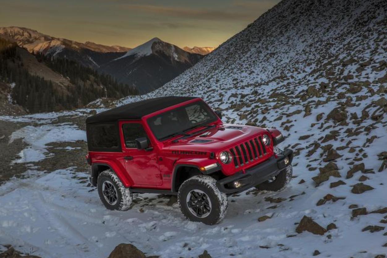 38ef35119e8 2019 Jeep Wrangler Near Benton AR | Steve Landers Chrysler Dodge