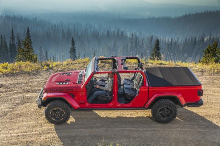2020 Jeep Gladiator In Little Rock Ar Steve Landers Chrysler Dodge