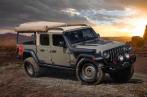 2019 Easter Jeep Safari Concepts Steve Landers Chrysler