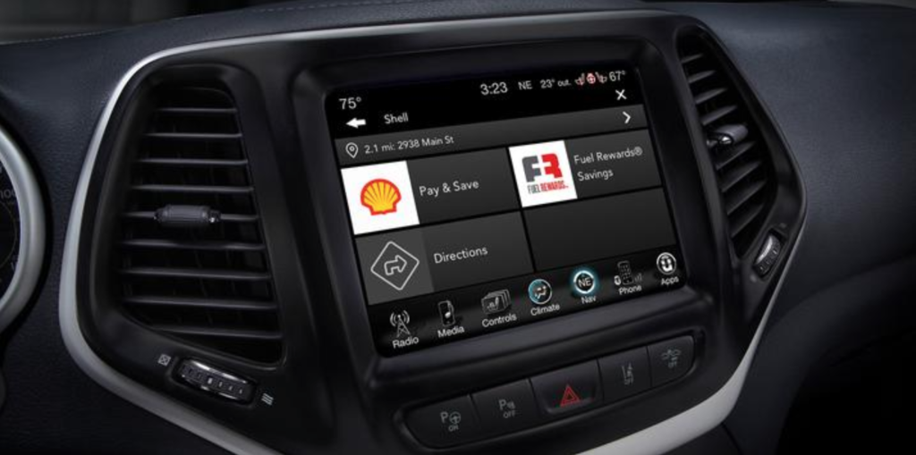 U Connect Phone >> Fca To Launch Uconnect Market For Vehicles Steve Landers Cdjr