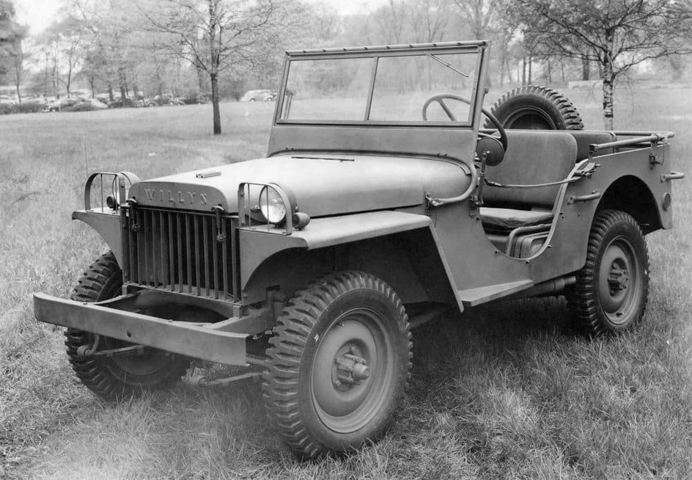 How the Jeep Was Invented for World War II | Steve Landers CDJR