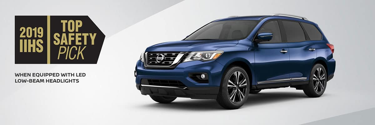 Shop 2019 Nissan Pathfinder Safety