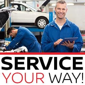 Service your Vehicle in Harrisonburg, VA