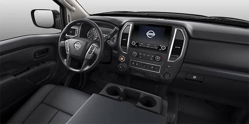 2020 Nissan Titan at Steven Nissan near Staunton, VA