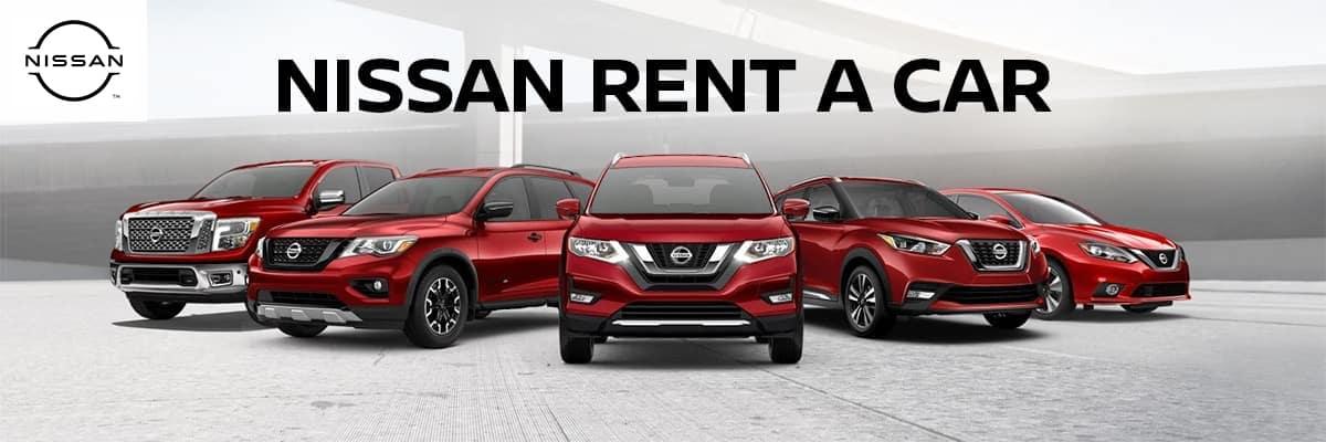 Nissan Rental Cars Steven Nissan In Harrisonburg Va